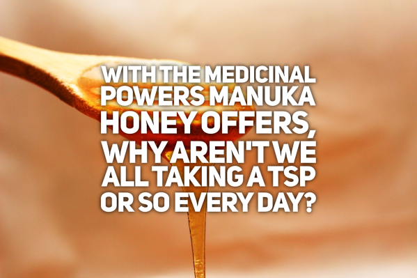 Manuka Honey For Gerd, Indigestion, Staph Infection, Allergies, Acid Reflux, Burns, IBS, Sore Throats, Colds