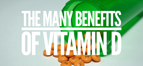 Vitamin D Has Many Benefits